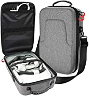 ProCase Hard Travel Case for Oculus Quest 2/Oculus Quest VR Gaming Headset and Controllers Accessories Shockpr