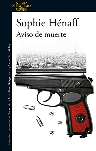 Aviso de muerte (Anne Capestan 2) (Spanish Edition)