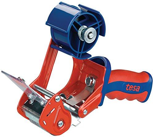 """tesa Packband Handabroller, Modell """"Comfort"""" für Rollen bis 66m x 50mm"""