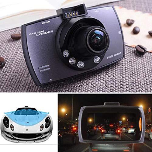 Videocamera Registratore di Guida per Auto con Display LCD