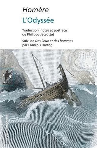 L'Odyssée : Suivi de Des lieux et des hommes par From Editions La Découverte
