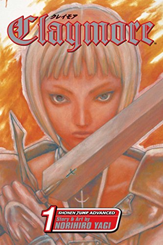 Claymore Volume 1: v. 1