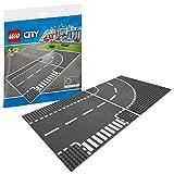 Produkt-Bild: Lego City 7281 - Kurve/ T-Kreuzung