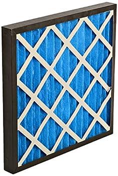 Gvs Filter Technologie G4p.20.20.2. Sua001.010G4Plissee-filter, Blauweiß (Pack Von 10) 0