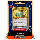 TRAINER Weakness Policy shiny 164/160 XY05 PRIMAL CLASH - Optimized THUNDERBOLT booster cards - 10 English Pokemon trading cards