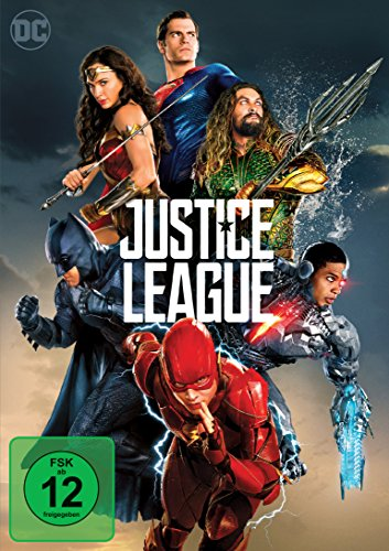 Justice League [DVD] (Thor Film-dvd)