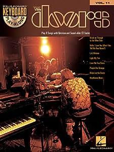 Doors The Keyboard Play-Along Vol.11 + Cd