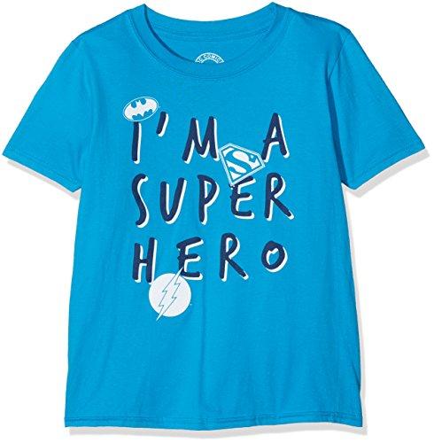 DC Comics Boy's Superhero T-Shirt