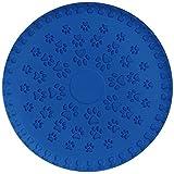 SchwabMarken Weiche Hunde Frisbee/Dog Frisbee Disc, 5 Stück, Farbe Blau, Durchmesser ca. 23 cm in verschiedenen Farben und Mengen