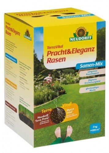NEUDORFF - TerraVital Pracht & Elleganz Rasen - 3 kg