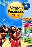 Image de Nathan vacances Tout en un de la 3e vers la 2de