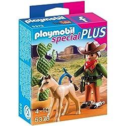 Playmobil - Vaquero con potro (53730)