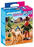 Playmobil Cowboy with Foal Especial Vaquero con Potro, Color,...