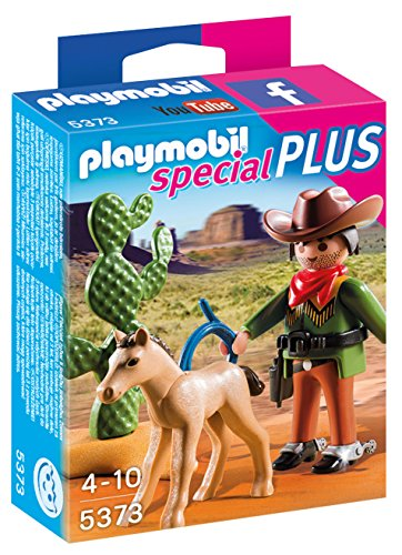 Playmobil Cowboy with Foal Especial...