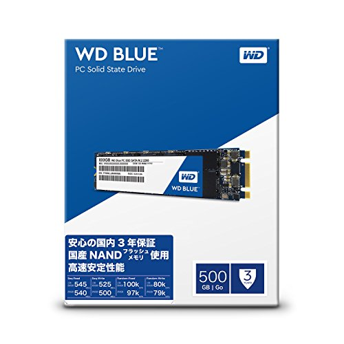 Western Digital WDS500G1B0B PCC Solid State Drive (500 GB) - 4