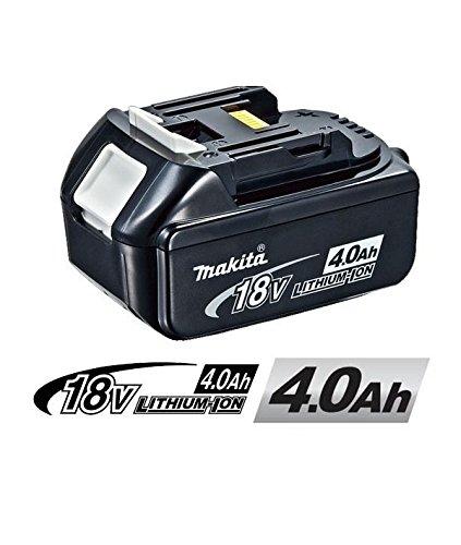Preisvergleich Produktbild MAKITA Akku-BL1840 Li 18,0V 4.0Ah (196399-0)-10032017