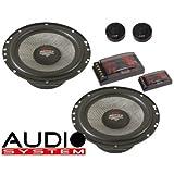 Audio System R 165 EVO Radio SERIES 2-Wege System 140 Watt 1 Paar R165