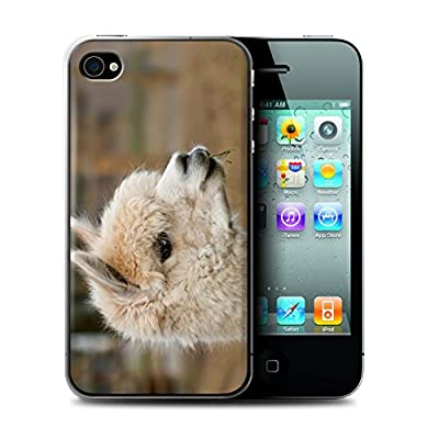 STUFF4 Phone Case/Cover/Skin / IP-CC / South America Alpaca Collection from Stuff4