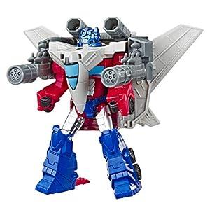 Transformers- Cyberverse Spark Armor Optimus Prime, Multicolor (Hasbro E4328ES0)