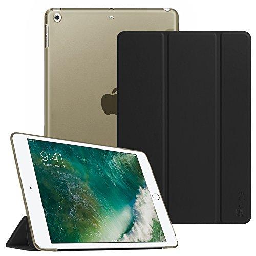 Fintie-iPad-97-Zoll-20182017-Hlle-mit-Transparenter-Rckseite-Abdeckung
