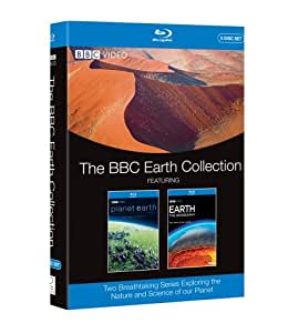 Planet Earth & Earth: Biography Collection [Blu-ray] [2008] [US Import]
