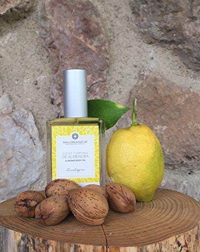 Bio-Körperpflegeöl - Mandel & Zitrone aus Mallorca -