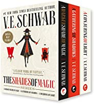 Shades of Magic Boxed Set: A Darker Shade of Magic, A Gathering of Shadows, A Conjuring of Light