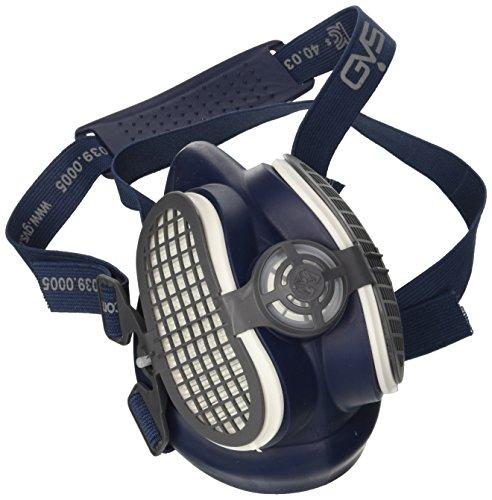 Elipse SPR502 Maschera per Polveri con Filtri Sostituibili P3 Odor, M/L
