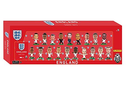 SoccerStarz ENGTP18 England 19 Player Team Pack 2018 Edition Figure