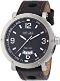 Nautec No Limit Herren-Armbanduhr Shamal SM AT/LTSTBK-RD