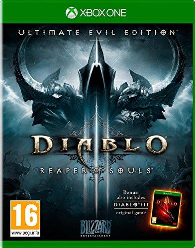 Diablo III: Reaper of Souls - Ultimate Evil Edition (Xbox One) by Blizzard Entertainment (Souls Diablo Xbox Reaper Iii Of)