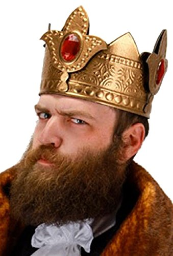 Adult Costume King Crown