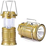 cartup™ Led Solar Emergency Light Lantern (Random Color)