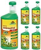 5 x 1 Liter Neudorff Finalsan Konzentrat UnkrautFrei Plus, Unkrautvernichter