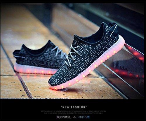 Unbekannt, Sneaker donna 45 Nero