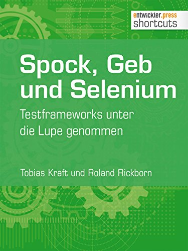 Spock, Geb und Selenium: Testframeworks unter die Lupe genommen (shortcuts 137)