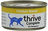 Thrive Cat Food Complete Food - Chicken 75g. (Pack of 6)
