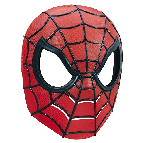Marvel – Ultimate Spider–Man – Hero Maske – Spider–Man (Ultimate Captain America Kostüm)