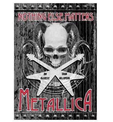 [(Metallica Nothing Else Matters: The Graphic Novel)] [Author: Jim McCarthy] published on (May, 2014)