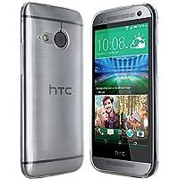 Moodie HTC One Mini 2 Hülle in Transparent Silikonhülle Case Schutzhülle Tasche für HTC One M8 Mini