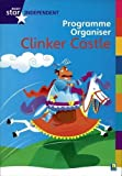 Clinker Castle Strand Pack: 1 X 36 Titles, 1 X Programme Organiser (Rigby Star Independent: Clinker Castle) by Lisa Thompson (2008-01-25)