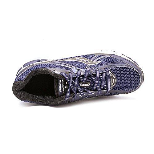 Saucony  Ignition 5, Chaussures de course pour homme Bleu - Blu/Nero