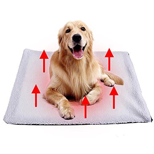 Self Heizung Pet Pad für Haustier Hund Katze Self Heizung Blanket Pad Erwärmung und waschbar - Pet-erwärmung Pad