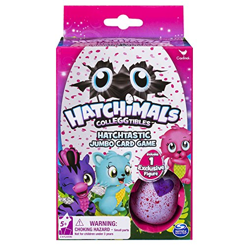 Spin Master 6039460  –  Hatchimals  –  CollEGGtibles Puzzle Box