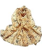 niceeshop(TM) Women Sexy Cool Style Thin Soft Chiffon Fashion Scarf Wrap Shawl