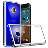 Imak HTC U Play Hülle, Transparentes Plastisch Hart Cover Case Kristall Klar Schutzhülle für HTC U Play, Verarbeiten Dauerhaft Nano Coating [Anti-Kratzen] [Ultra dünne & Leicht]