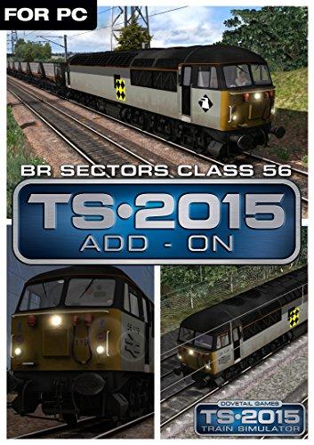 Train Simulator 2015 BR Sectors Class 56 Loco AddOn