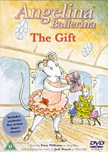 Angelina Ballerina - The Gift [DVD]