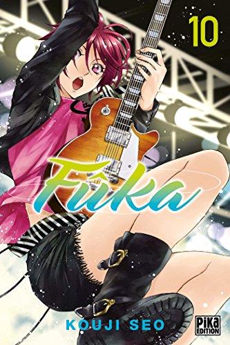 Fuka Edition simple Tome 10
