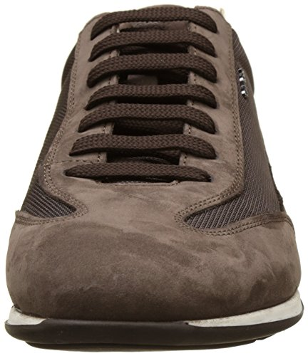 Geox Herren U Clemet A Low-Top Braun (Chocolatec6005)